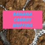 Banana Carrot Muffins || Root Nutrition Education & Counseling