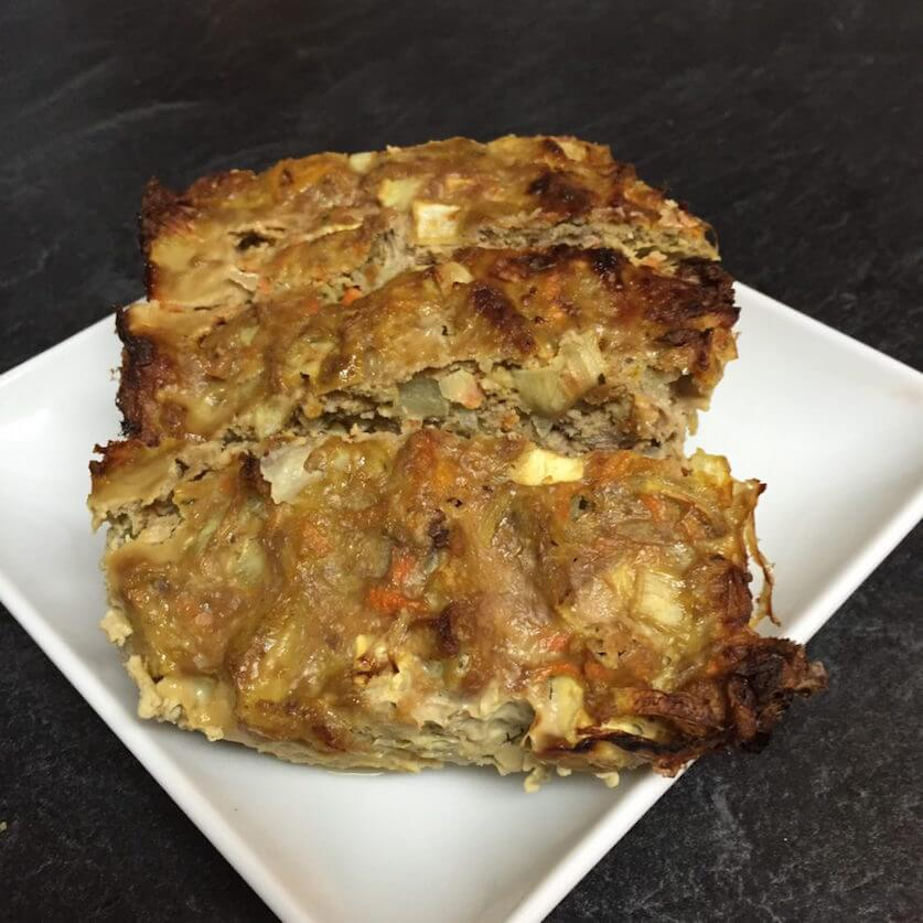 Gluten Free Turkey Meatloaf   Root Nutrition Education & Counseling