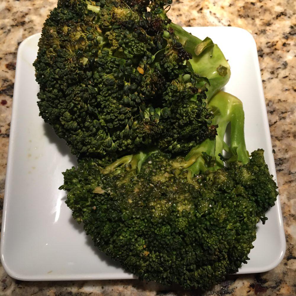 Steak Seasoned Broccoli