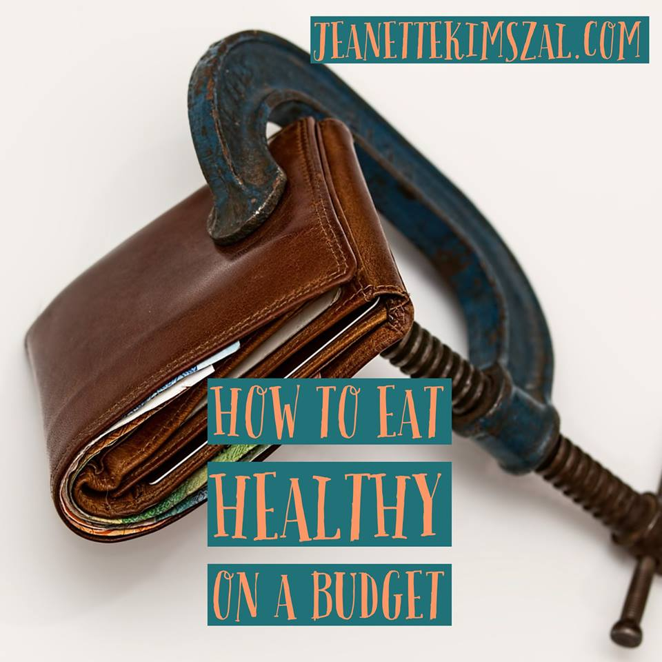 6 Tips for How To Eat Healthy on a Budget