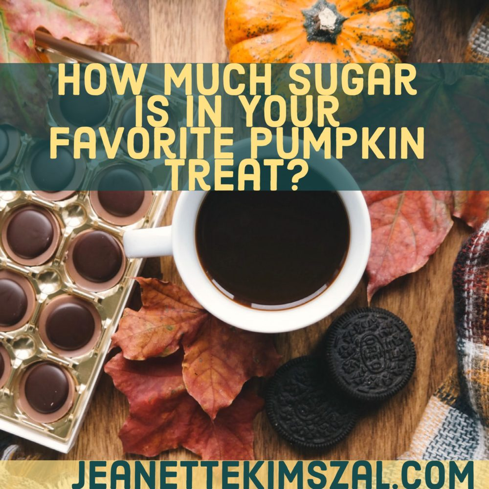 How Much Sugar is In Your Pumpkin Spiced Treat?