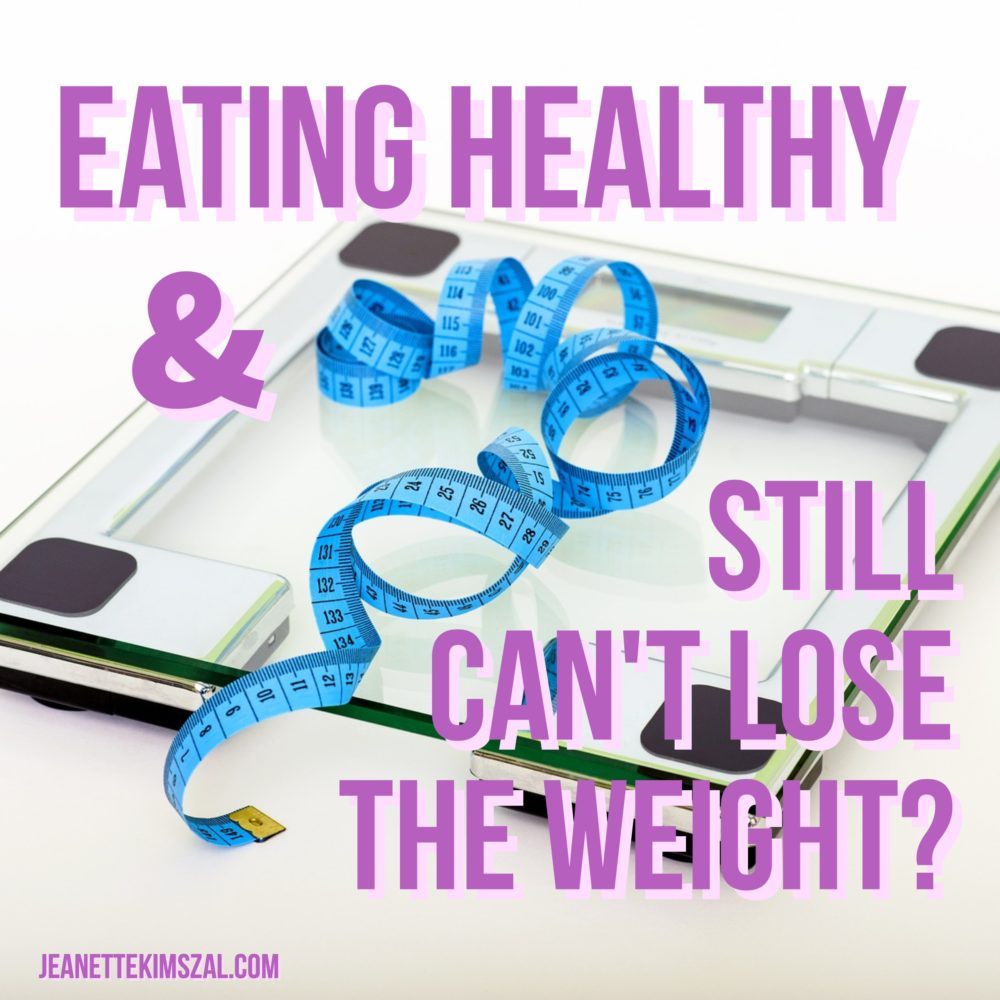 10 Reasons Why You are Not Losing Weight Even Though You Are Eating Healthy