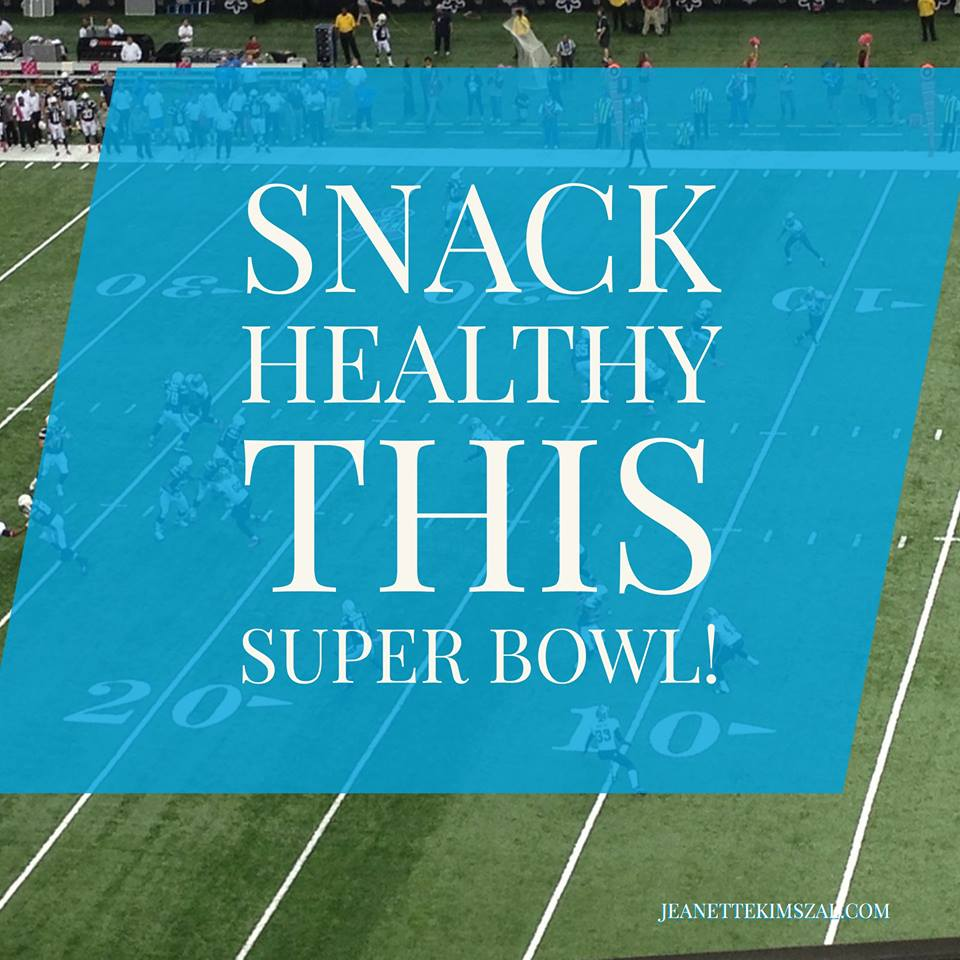 8 Ways To Snack Healthy This SuperBowl Sunday