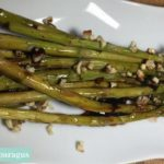 Garlic Balsamic Asparagus | Root Nutrition & Education