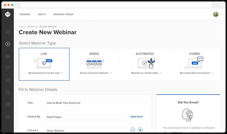 Webinar Ninja Types of Webinars | Root Nutrition