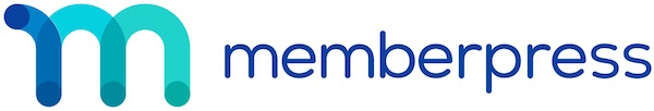 "Memberpress  Logo says ""Memberpress"" In blue | Root Nutrition Education"